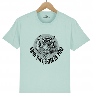 Camiseta Find the fighter in you